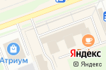 Схема проезда до компании Страховой патруль в Северодвинске