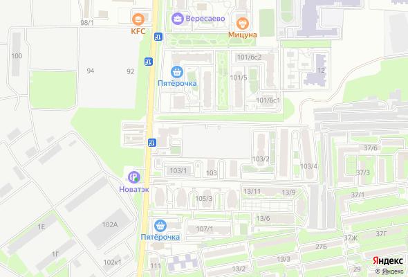 жилой комплекс Сиреневый квартал