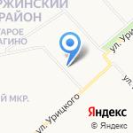 Гранитъ на карте Ярославля