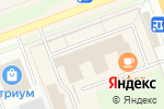 Схема проезда до компании Аквариум в Северодвинске