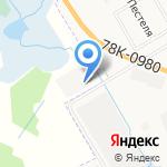 НИКА-Плит на карте Ярославля