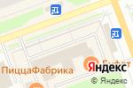 Схема проезда до компании Мир пряжи в Северодвинске