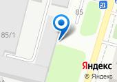 БОС на карте