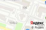 Схема проезда до компании Дилижанс в Рязани