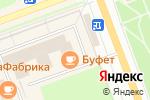 Схема проезда до компании Буфет в Северодвинске