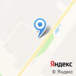 Ярославский завод вентиляционных изделий на карте Ярославля