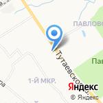 Продукты-К на карте Ярославля