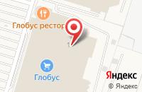 Схема проезда до компании Мебель-Кит в Дядьково