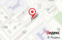 Схема проезда до компании Рос Мяс Пром в Ярославле