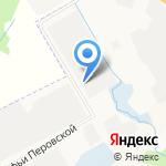 АвтоДеталь на карте Ярославля