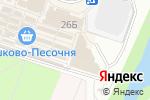 Схема проезда до компании Натали в Рязани