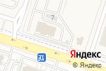 Схема проезда до компании Автостиль в Дядьково