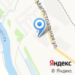 Алиан-авто на карте Ярославля