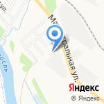 Отто Сервис на карте Ярославля