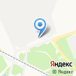 Резинокомплект-Сервис на карте Ярославля