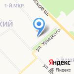 У Екатерины на карте Ярославля