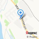 Аркада на карте Ярославля