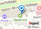 Ростовские окна на карте