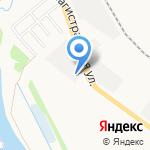 Контакт на карте Ярославля