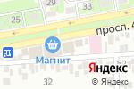 Схема проезда до компании Социальная Аптека в Ростове-на-Дону