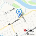 ЯрБрокер на карте Ярославля