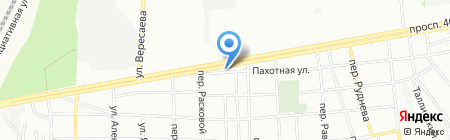 ТДК-Сервис на карте Ростова-на-Дону