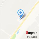 Поляна на карте Ярославля