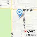 Амега-Строй на карте Ростова-на-Дону