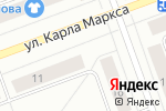 Схема проезда до компании Санлайт Тур в Северодвинске