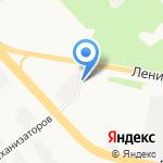 Стандарт на карте Ярославля