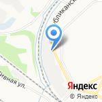 Автохолод на карте Ярославля
