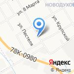 Комплекс Торг на карте Ярославля