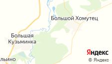 Отели города Горицы на карте