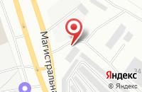 Схема проезда до компании СпецАвтоСнаб в Ярославле