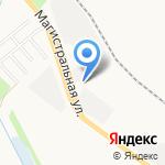 АксМоторс на карте Ярославля