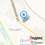 Престиж на карте Ярославля