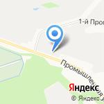ЯрТракСервис на карте Ярославля
