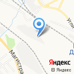 Ярбеседки на карте Ярославля