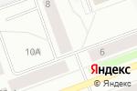 Схема проезда до компании Любимый в Северодвинске