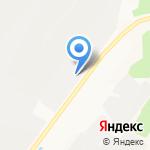 Дорожное строительное управление-1 на карте Ярославля