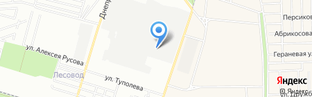 Росэнергосервис на карте Ростова-на-Дону