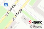 Схема проезда до компании Чайкоффский в Северодвинске