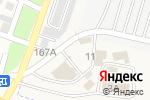 Схема проезда до компании Термотехник в Янтарном