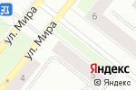 Схема проезда до компании Сбербанк, ПАО в Северодвинске