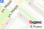Схема проезда до компании АртМедиа в Северодвинске