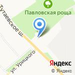 Росгосстрах-Ярославль-Медицина на карте Ярославля