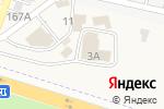 Схема проезда до компании Кирпичный город в Янтарном