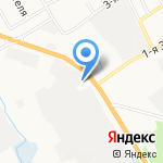 Резинотехник на карте Ярославля
