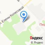 Компания резинотехнических изделий на карте Ярославля