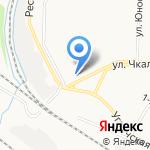 Смоленская мебель на карте Ярославля